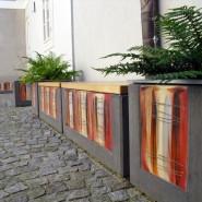 Ortsplatz, Hofkirchen i/M
