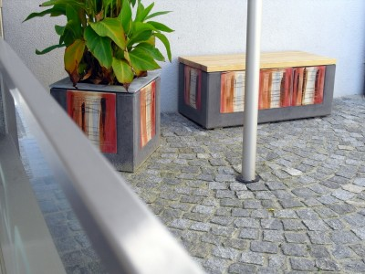 Ortsplatz Hofkirchen i/M